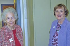 Linda and Lois