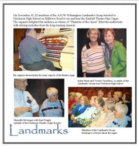November Landmarks Trip